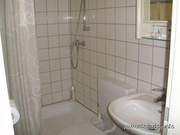 Bild 3: INTERLODGE Modern möbl. Apartment, Bochum-City, Wohn-/Schlafzimmer mit Schlafcouchen für...