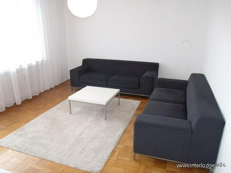 Bild 2: INTERLODGE Modern möblierte Wohnung mit 2 Schlafzimmer in Bochum-Querenburg in Uni-Nähe.