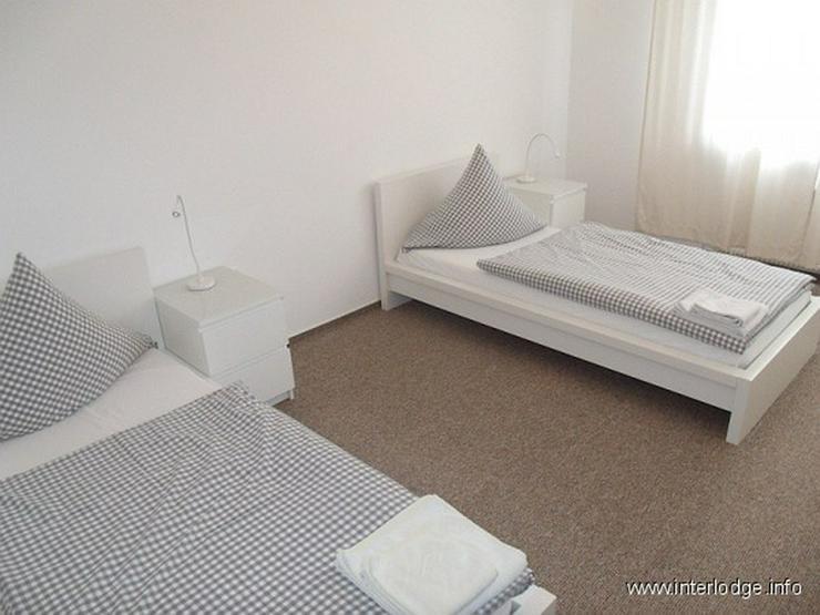 Bild 4: INTERLODGE Modern möblierte Wohnung mit 2 Schlafzimmer in Bochum-Querenburg in Uni-Nähe.