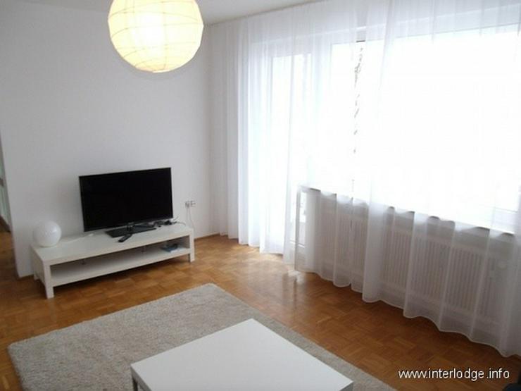 INTERLODGE Modern möblierte Wohnung mit 2 Schlafzimmer in Bochum-Querenburg in Uni-Nähe. - Wohnen auf Zeit - Bild 1