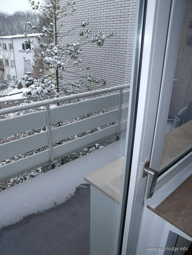 Bild 3: INTERLODGE Modern möblierte Wohnung mit 2 Schlafzimmer in Bochum-Querenburg in Uni-Nähe.