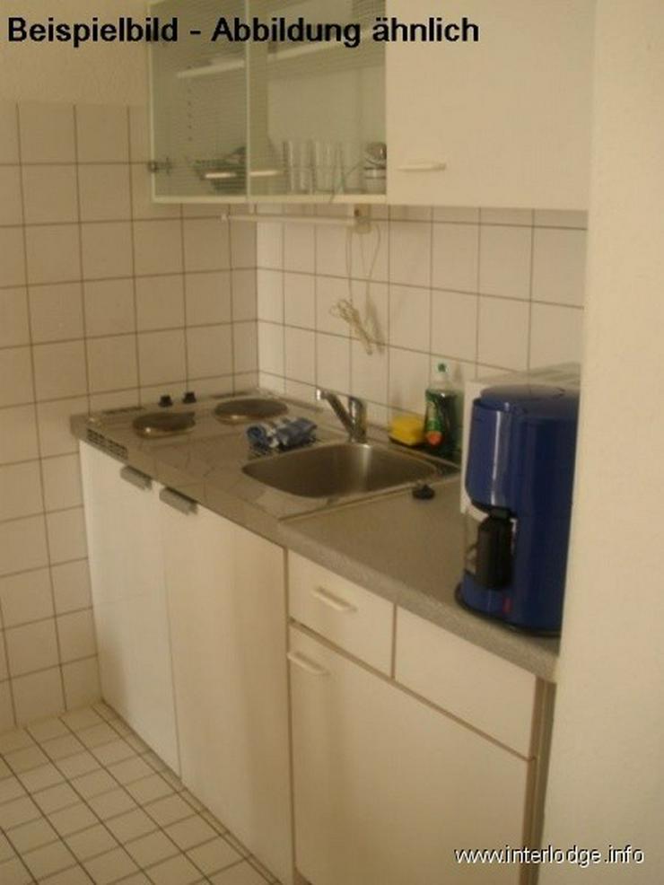Bild 3: INTERLODGE Modern möblierte Wohnung mit Balkon in BO-Querenburg, Uni Nähe, 2 Schlafzimme...