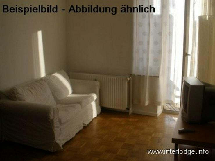 INTERLODGE Modern möblierte Wohnung mit Balkon in BO-Querenburg, Uni Nähe, 2 Schlafzimme... - Bild 1