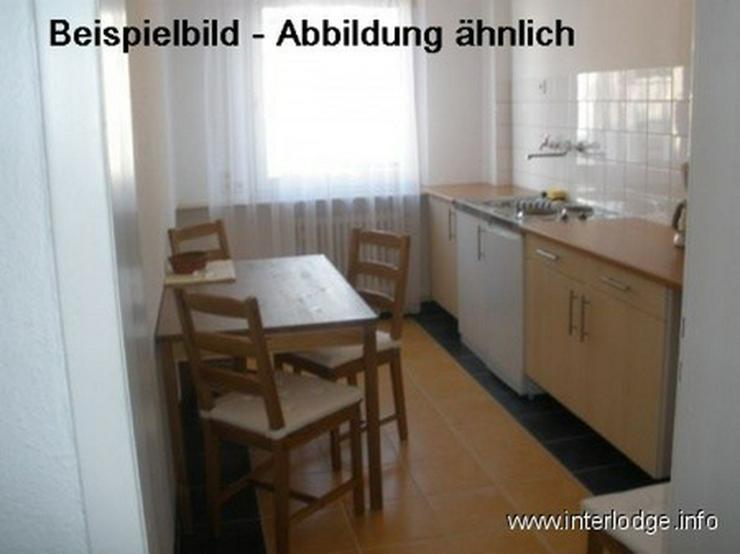 Bild 3: INTERLODGE Möblierte Wohnung mit Balkon in BO-Querenburg in Uni-Nähe, 2 Schlafzimmer.
