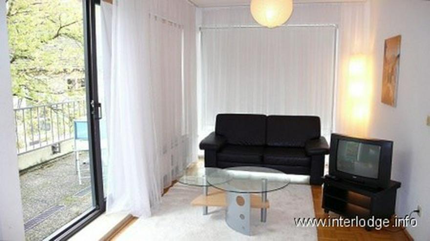 Bild 2: INTERLODGE Modern möbliertes Apartment mit großem Balkon in der Bochumer City
