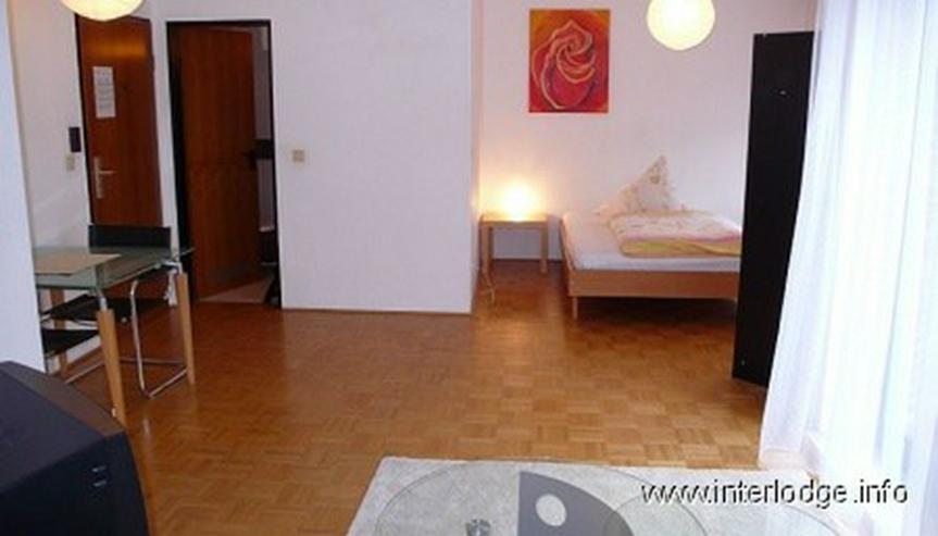 Bild 4: INTERLODGE Modern möbliertes Apartment mit großem Balkon in der Bochumer City