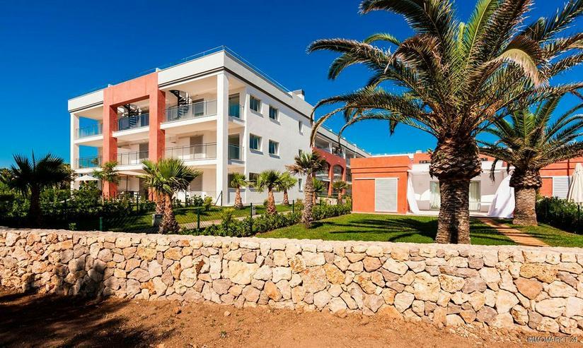 Exklusive Erdgeschoss-Appartements in Anlage am Strand - Wohnung kaufen - Bild 1