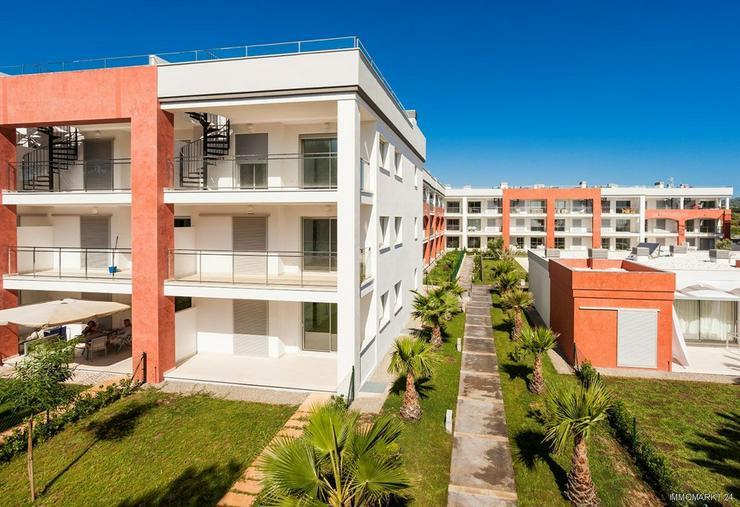 Bild 5: Exklusive Erdgeschoss-Appartements in Anlage am Strand