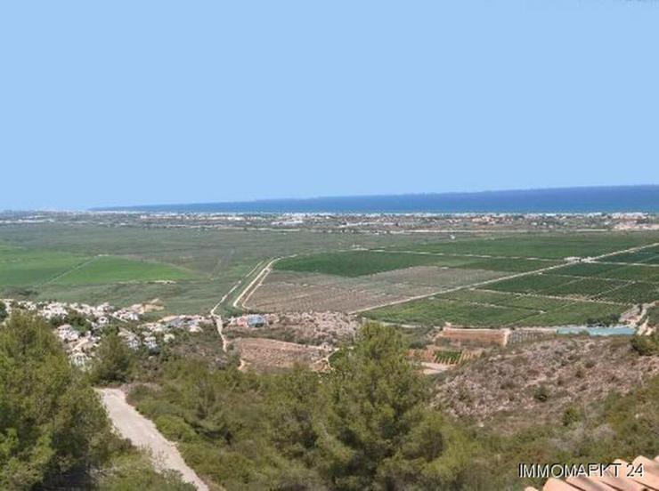 Bild 2: Schöne Villa mit Pool und herrlicher Aussicht auf das Meer auf dem Monte Pego