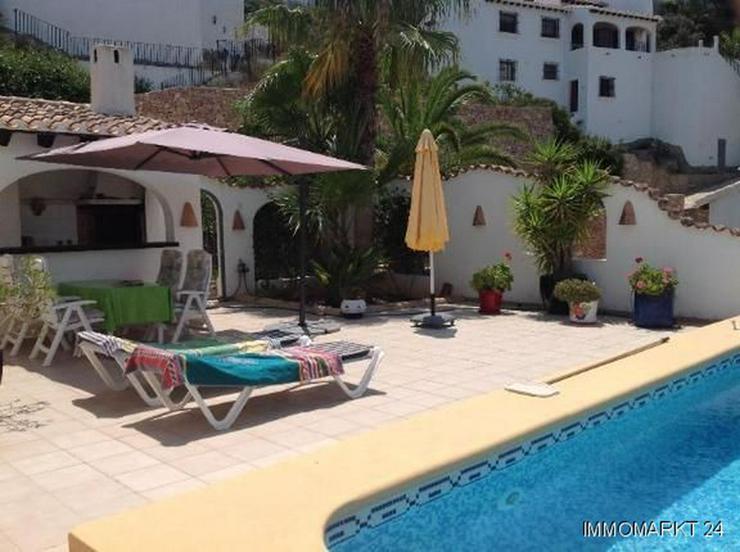Bild 3: Schöne Villa mit Pool und herrlicher Aussicht auf das Meer auf dem Monte Pego