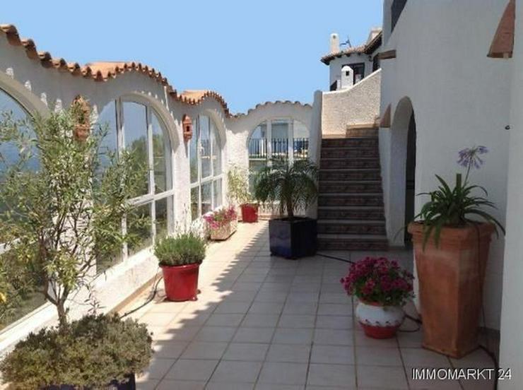 Bild 6: Schöne Villa mit Pool und herrlicher Aussicht auf das Meer auf dem Monte Pego
