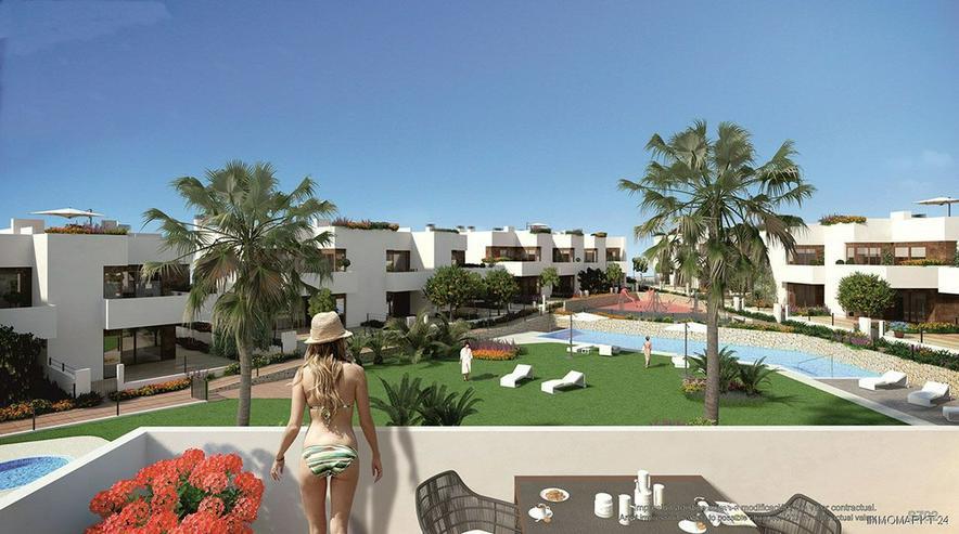 Moderne Penthouse-Wohnungen nur ca. 1 km vom Strand - Wohnung kaufen - Bild 1