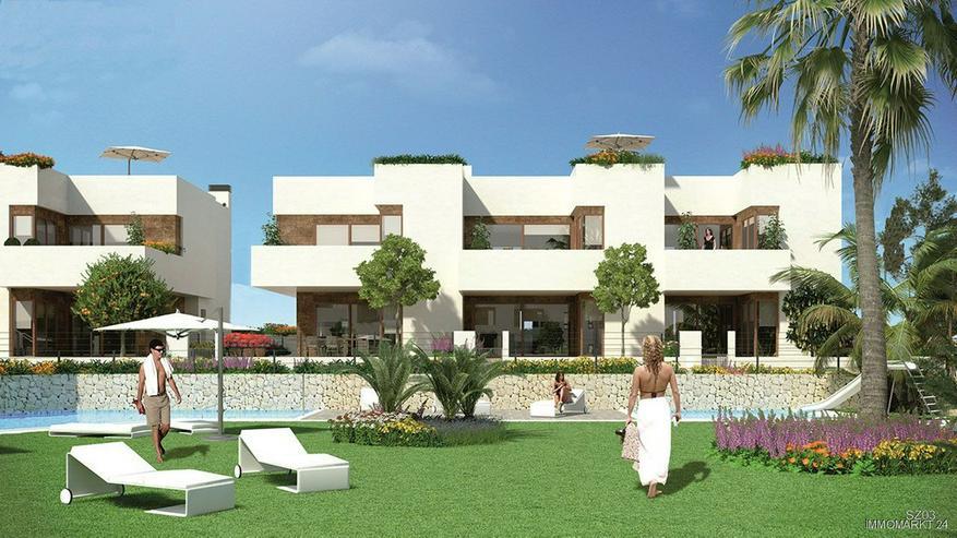 Bild 4: Moderne Penthouse-Wohnungen nur ca. 1 km vom Strand