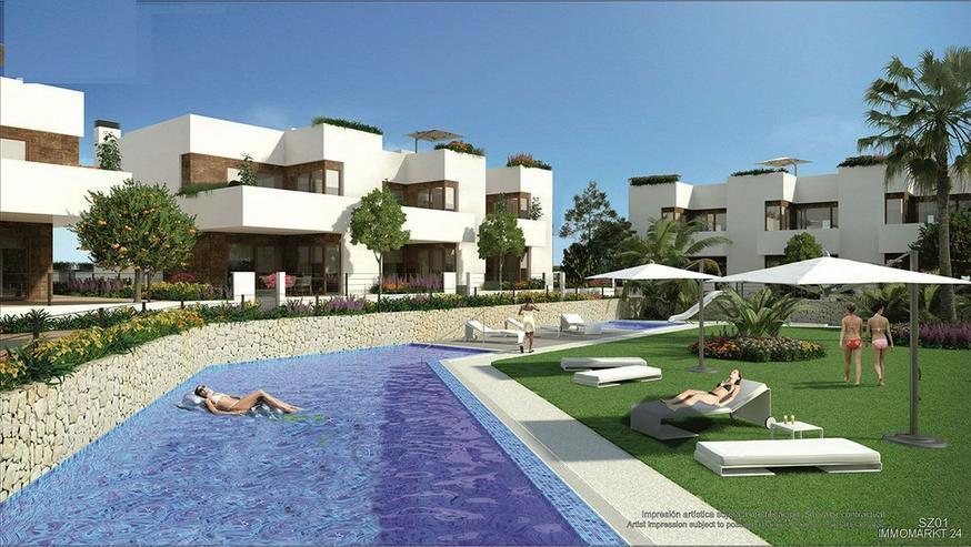 Moderne Erdgeschoss-Wohnungen nur ca. 1 km vom Strand - Bild 1