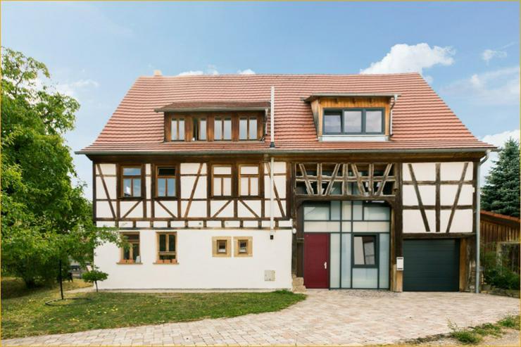 """DIE perfekte """"Altbau/Neubau-Kombination"""" im Landkreis Tübingen - Haus kaufen - Bild 1"""