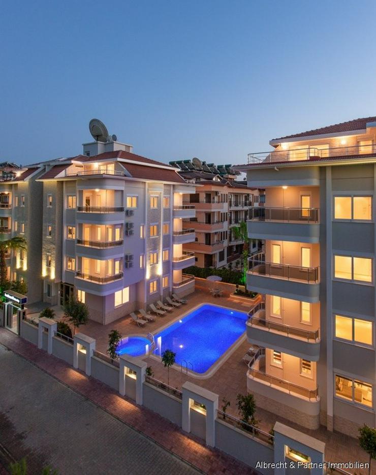 Bild 3: Luxus Wohnungen im Stadtzentrum von Alanya - Oba zu verkaufen