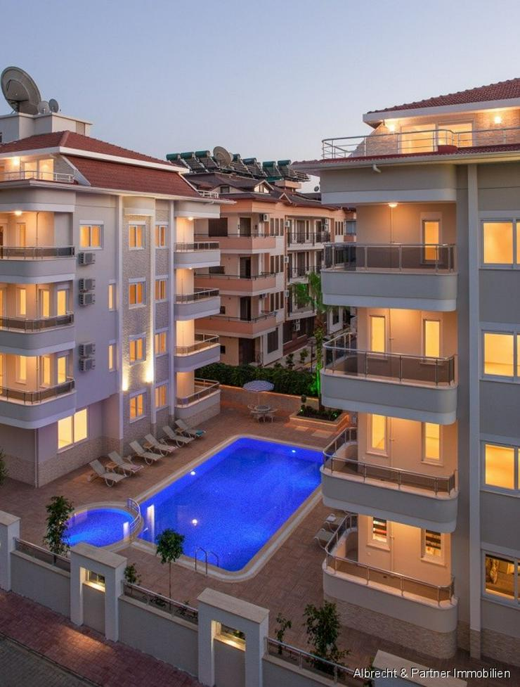 Bild 4: Luxus Wohnungen im Stadtzentrum von Alanya - Oba zu verkaufen