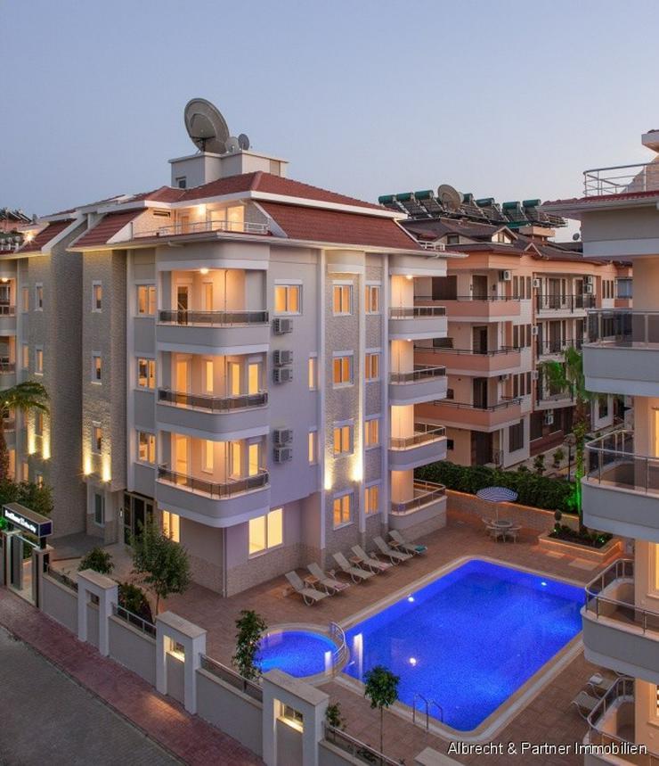 Bild 2: Luxus Wohnungen im Stadtzentrum von Alanya - Oba zu verkaufen