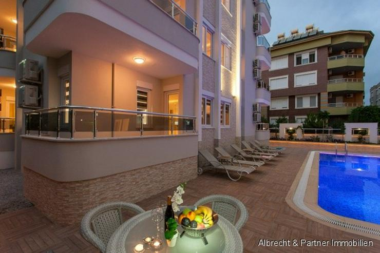 Bild 6: Luxus Wohnungen im Stadtzentrum von Alanya - Oba zu verkaufen