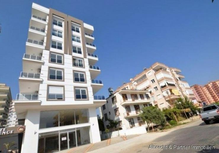 Neue Ferienwohnung mit 2 Zimmern in Mahmutlar - Alanya - Wohnung kaufen - Bild 1