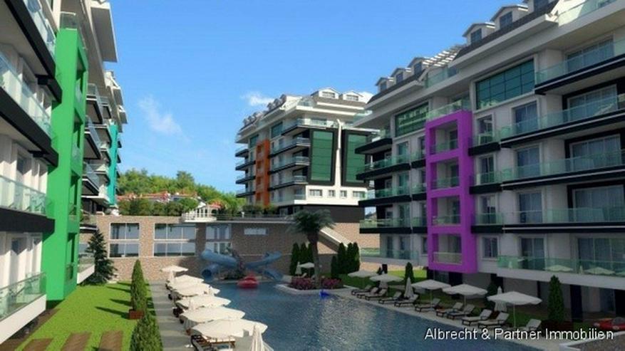 Bild 2: Wohnungen zu verkaufen Direkt am Strand von Alanya