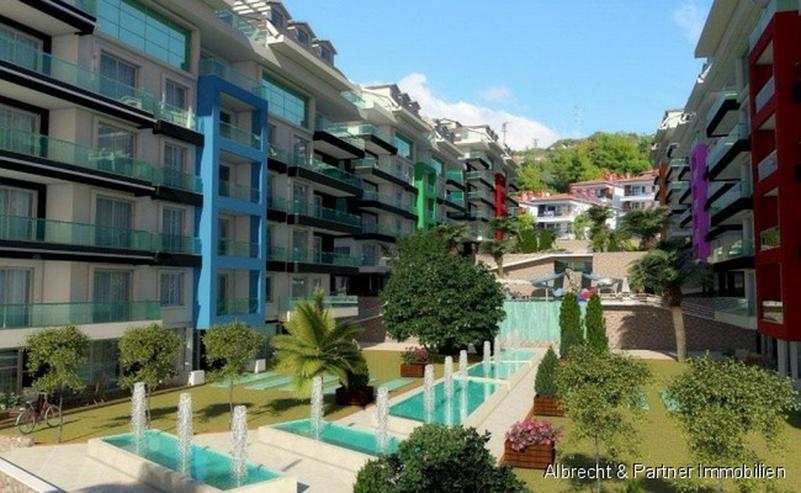 Bild 5: Wohnungen zu verkaufen Direkt am Strand von Alanya