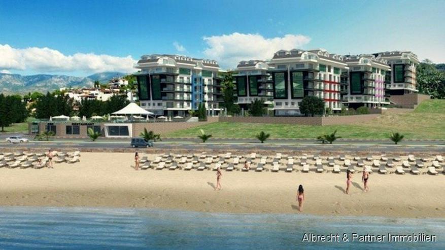 Wohnungen zu verkaufen Direkt am Strand von Alanya - Wohnung kaufen - Bild 1