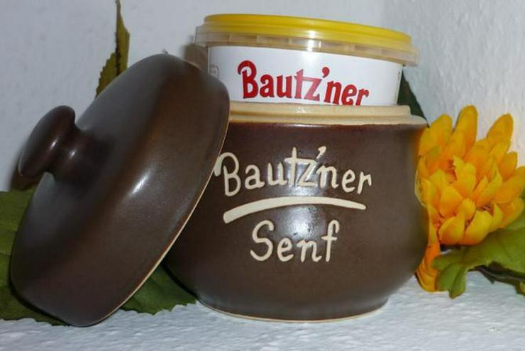 Bild 3: SenfTopf - Senfnäppel - incl. Bautzner Becher