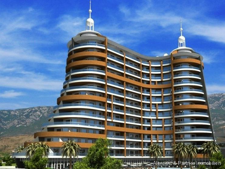 Moderne Designer - Wohnanlage in Alanya - Wohnung kaufen - Bild 1