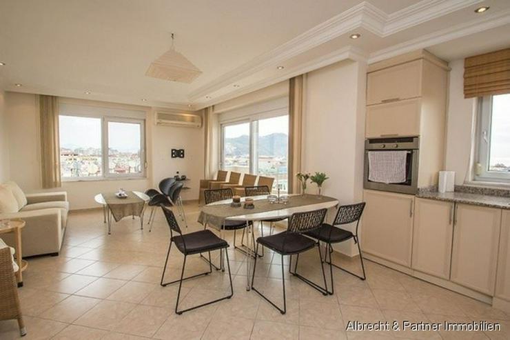 Bild 2: Möblierte Luxus 3-Zimmer-Wohnung mit Meerblick am Kleopatra-Strand