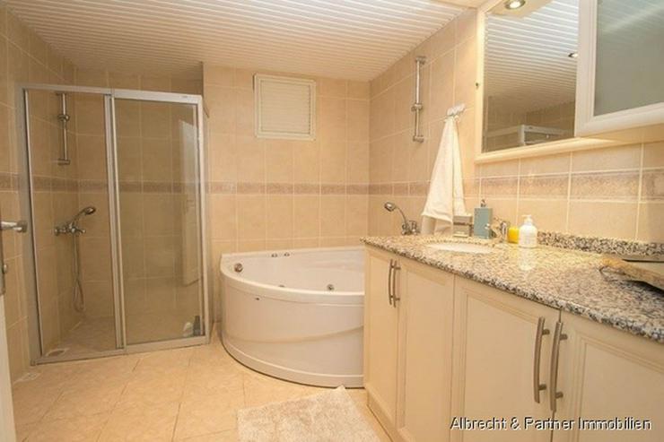 Bild 6: Möblierte Luxus 3-Zimmer-Wohnung mit Meerblick am Kleopatra-Strand