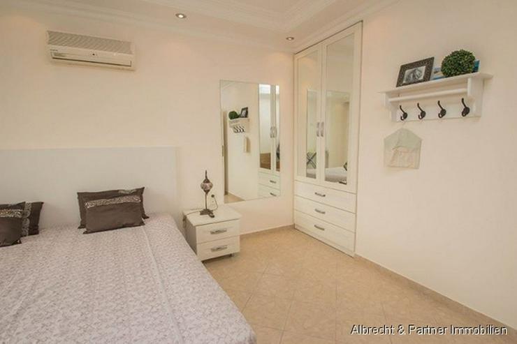 Bild 3: Möblierte Luxus 3-Zimmer-Wohnung mit Meerblick am Kleopatra-Strand