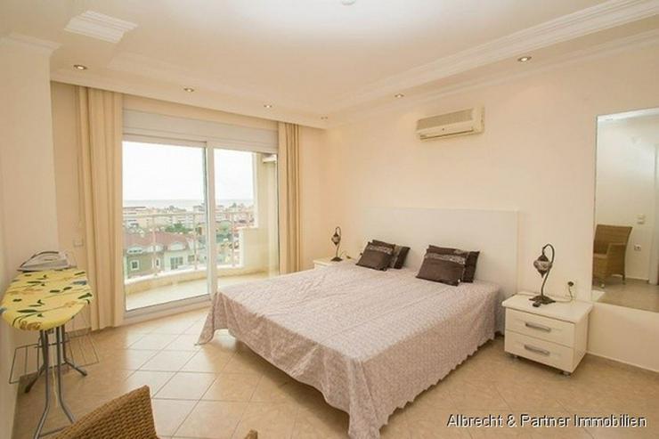 Bild 4: Möblierte Luxus 3-Zimmer-Wohnung mit Meerblick am Kleopatra-Strand