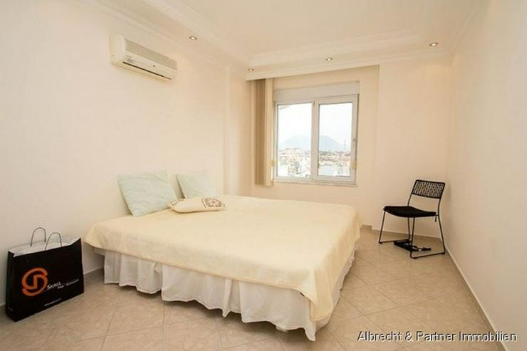Bild 5: Möblierte Luxus 3-Zimmer-Wohnung mit Meerblick am Kleopatra-Strand