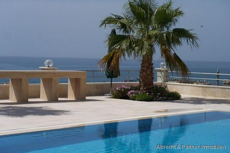 Bild 4: Möblierte Luxus-Meerblick Wohnung am Kleopatra Strand!