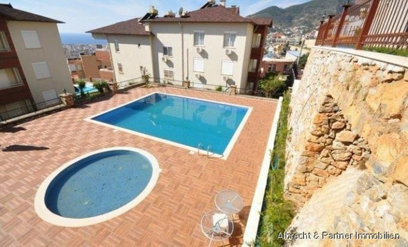 Bild 2: Hochwertige Meerblick-Wohnung in Alanya zu verkaufen