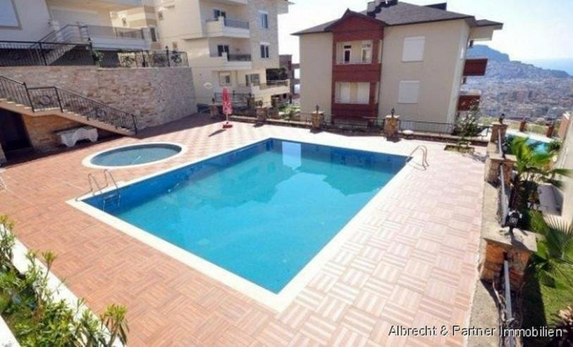 Bild 4: Hochwertige Meerblick-Wohnung in Alanya zu verkaufen