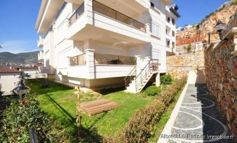 Bild 5: Hochwertige Meerblick-Wohnung in Alanya zu verkaufen