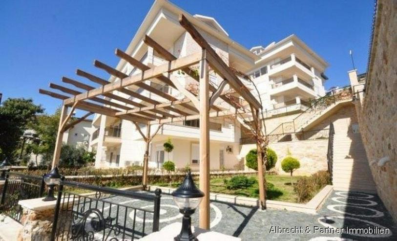 Bild 3: Hochwertige Meerblick-Wohnung in Alanya zu verkaufen