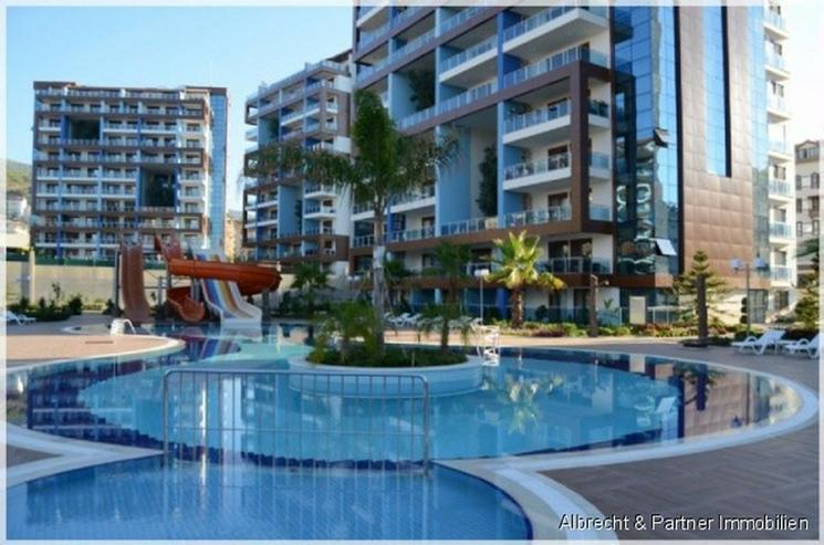 3 Zimmer Luxus Wohnung in Alanya Crystal - Wohnung kaufen - Bild 1