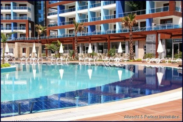 Bild 2: 3 Zimmer Luxus Wohnung in Alanya Crystal