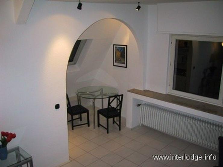 Bild 4: INTERLODGE Modern und hochwertig ausgestattete Maisonettewohnung in Essen-Stadtwald.