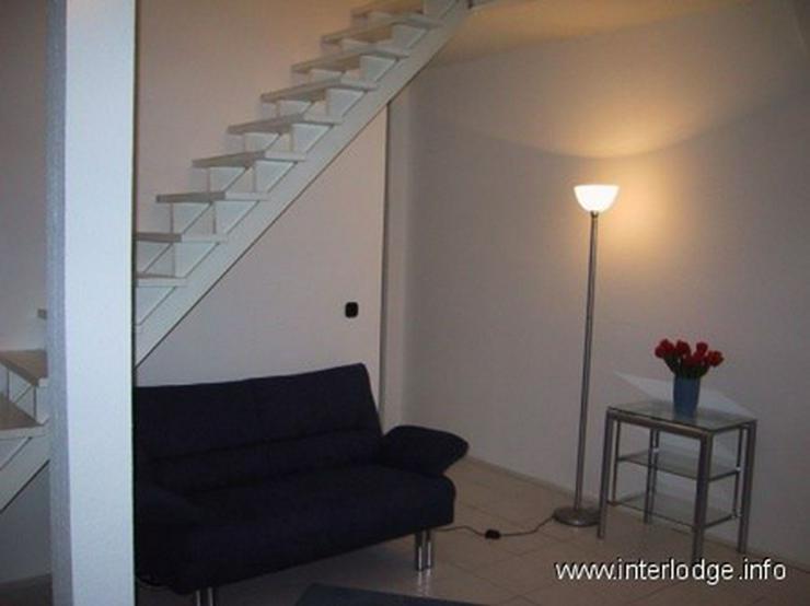 Bild 3: INTERLODGE Modern und hochwertig ausgestattete Maisonettewohnung in Essen-Stadtwald.