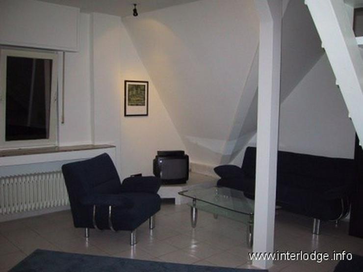 INTERLODGE Modern und hochwertig ausgestattete Maisonettewohnung in Essen-Stadtwald. - Wohnen auf Zeit - Bild 1