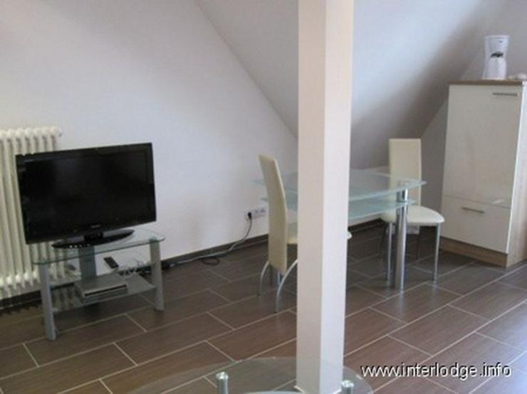 Bild 3: INTERLODGE Modern und hochwertig ausgestattete Maisonettewohnung m. großem Balkon in Esse...