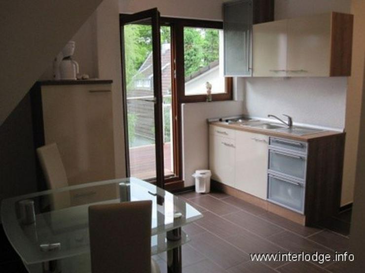 Bild 5: INTERLODGE Modern und hochwertig ausgestattete Maisonettewohnung m. großem Balkon in Esse...