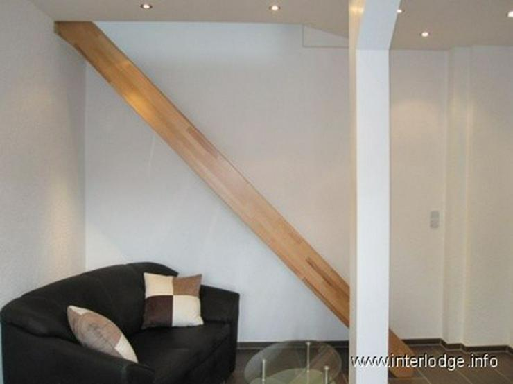 Bild 2: INTERLODGE Modern und hochwertig ausgestattete Maisonettewohnung m. großem Balkon in Esse...