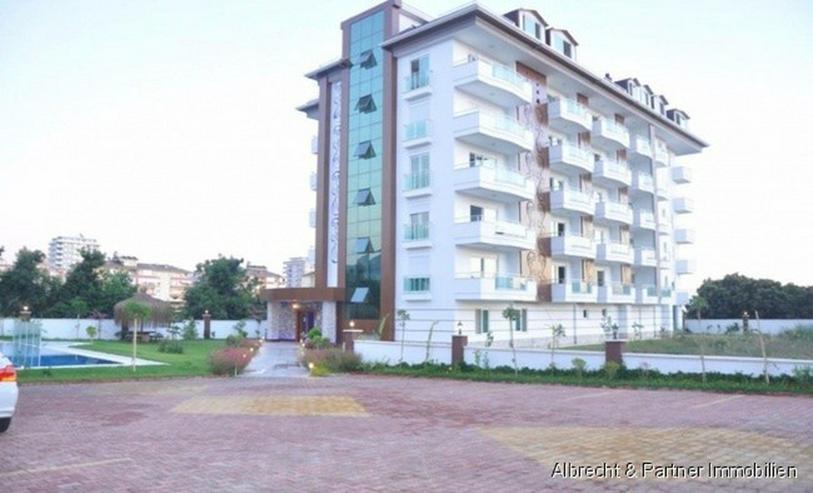 Neuer Wohnkomplex nur 100 m Strand Kestel - Alanya entfernt - Wohnung kaufen - Bild 1