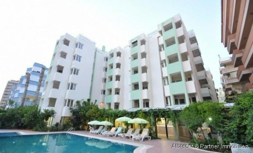 Sofort beziebare 2 Zimmer Ferienwohnung in Mahmutlar - Alanya - Wohnung kaufen - Bild 1
