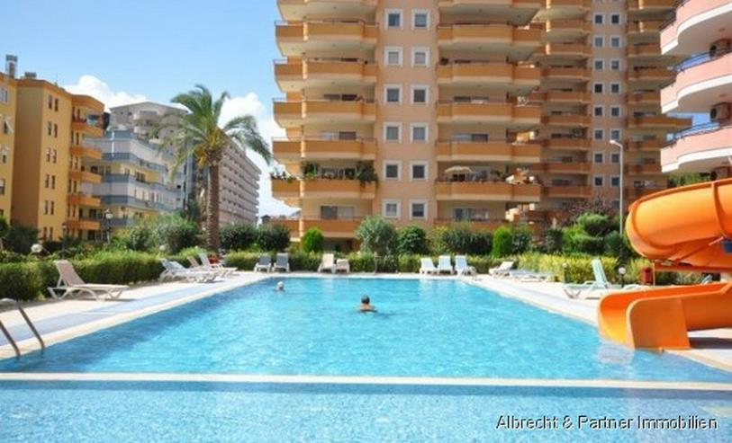 Bild 4: Weit geschnittene Ferienwohnung in Mahmutlar - Alanya zu verkaufen